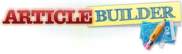 The best Article Builder Discount